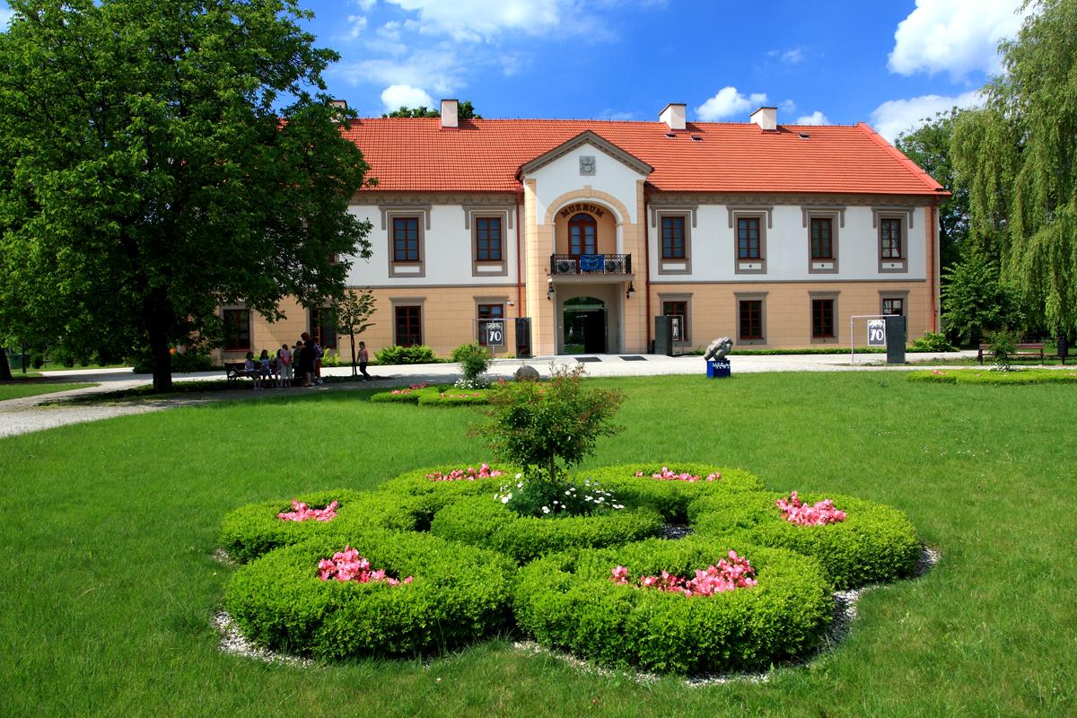Pałac Lubomirskich Rozwadów - Stalowa Wola