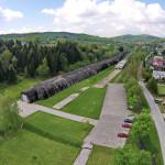 Schron kolejowy Stępina